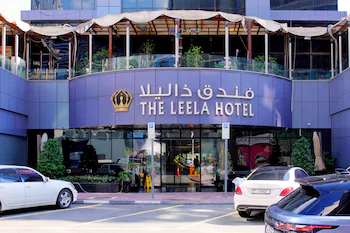 The Leela Deira