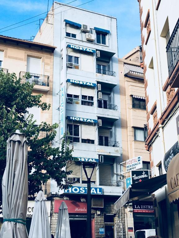 Hostal Campoy Alicante