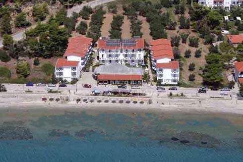 Dolphin Beach Hotel (Possidi- Kassandra)
