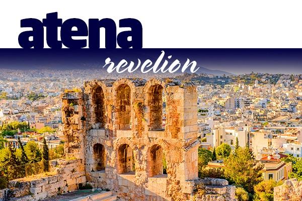ATENA REVELION 2019 IN CAPITALA MASLINILOR PLECARE 29.12