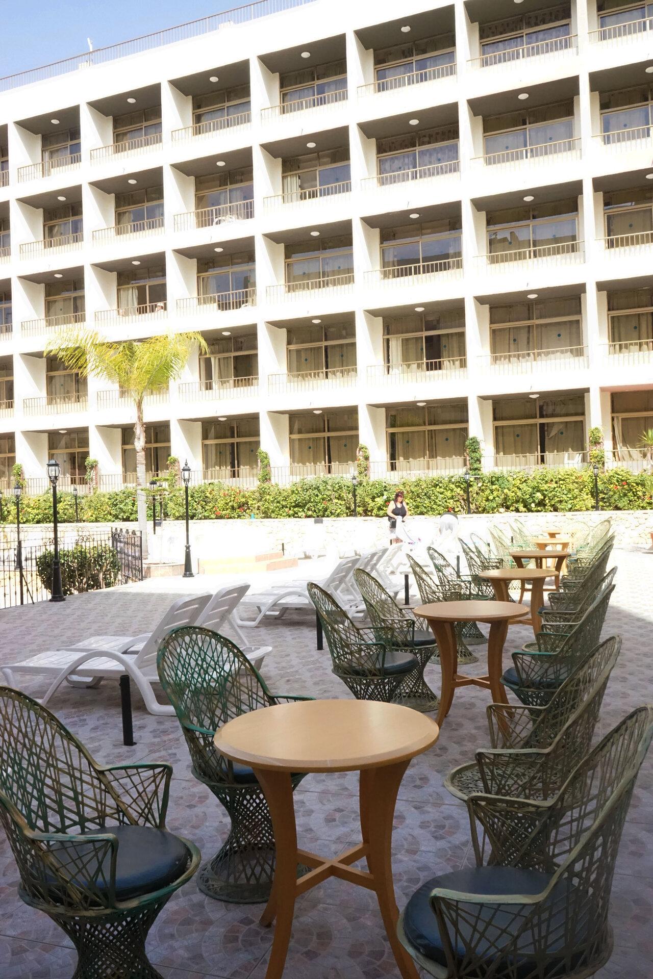 The Santa Maria Hotel