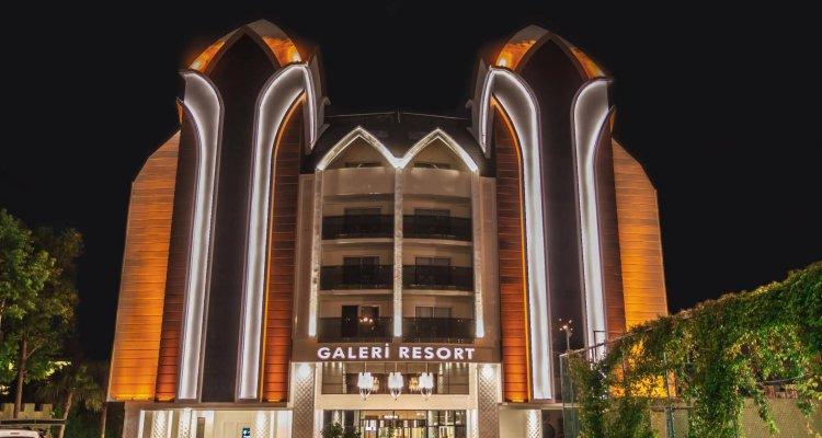 Galeri Resort Hotel – All Inclusive