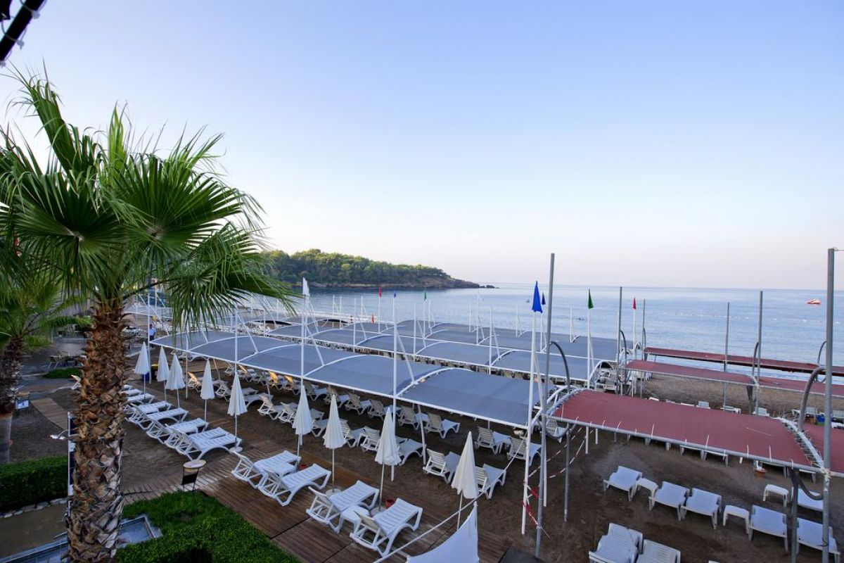 SEALIFE BUKET RESORT & BEACH HOTEL (ex ASKA BUKET RESORT)