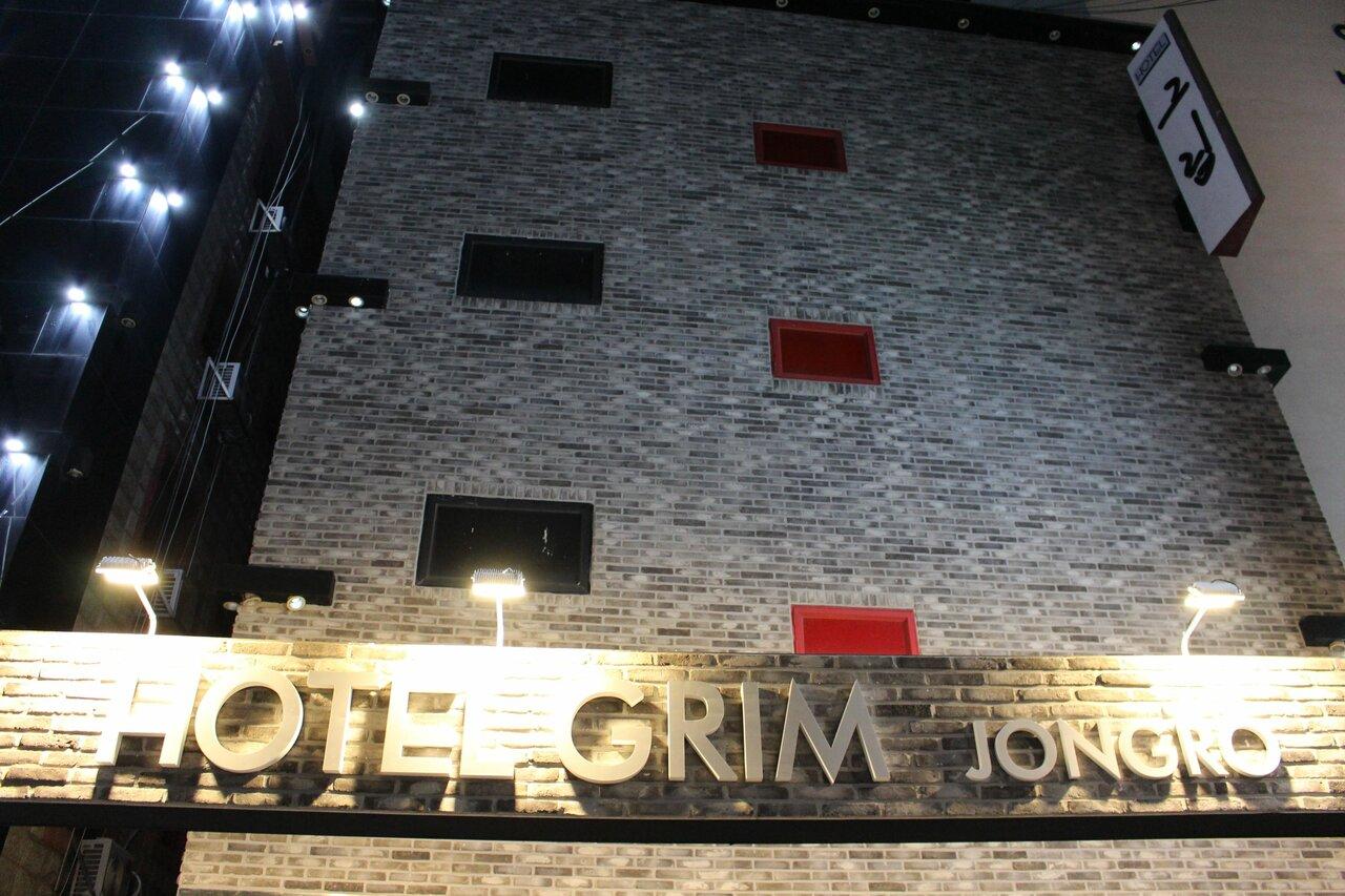 Grim Jongro Insadong