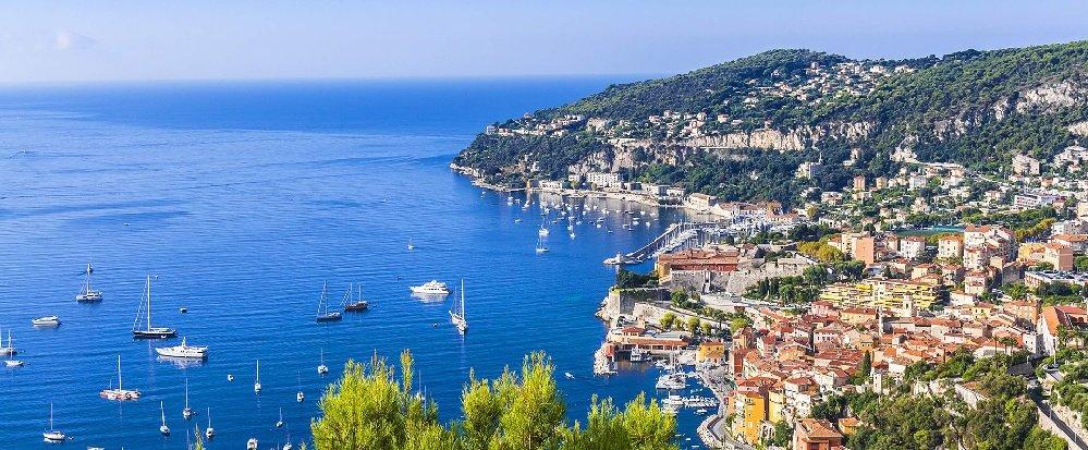 Revelion 2020 circuit Coasta de Azur