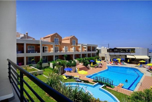 Pegasus Hotel Apts Stalos