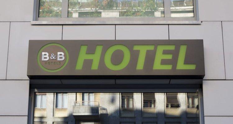 B&B Hotel Zürich Airport Rümlang