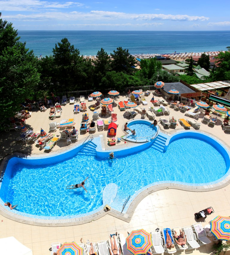 Luna (Golden Sands) 4*