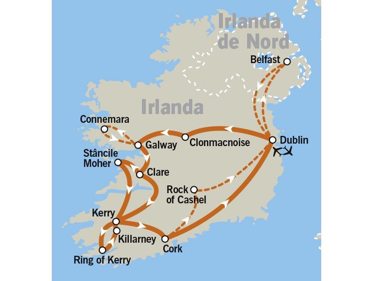 Circuit Irlanda