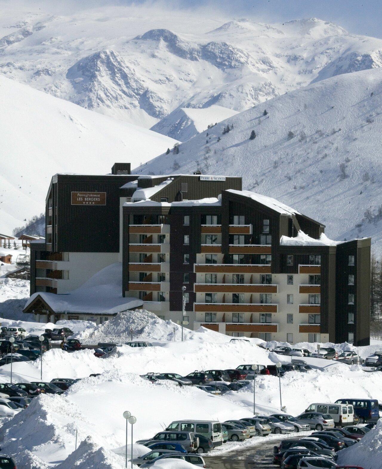 Pierre & Vacances Residence Les Bergers