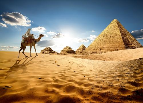 Croaziera pe Nil & Circuit Cairo - Alexandria