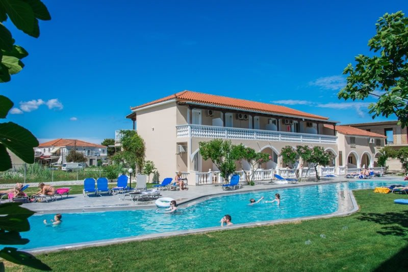 Zante Plaza Hotel and Apartments