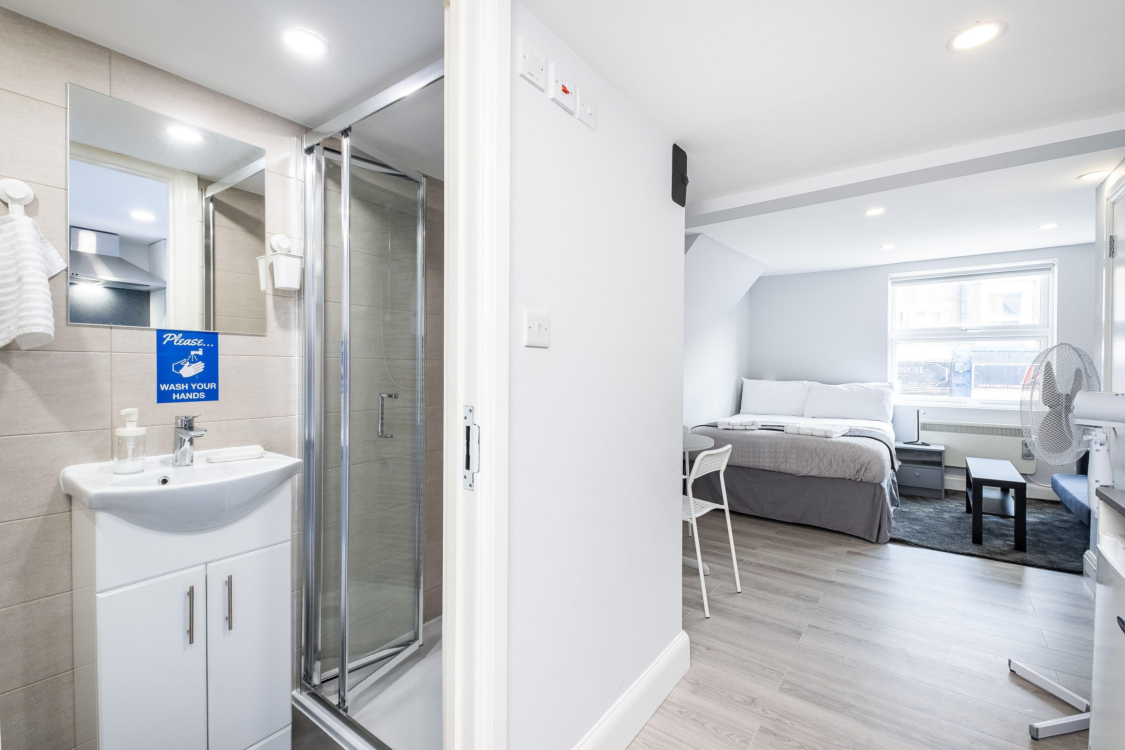 Securematics Apartment (flat 1) In Lewisham