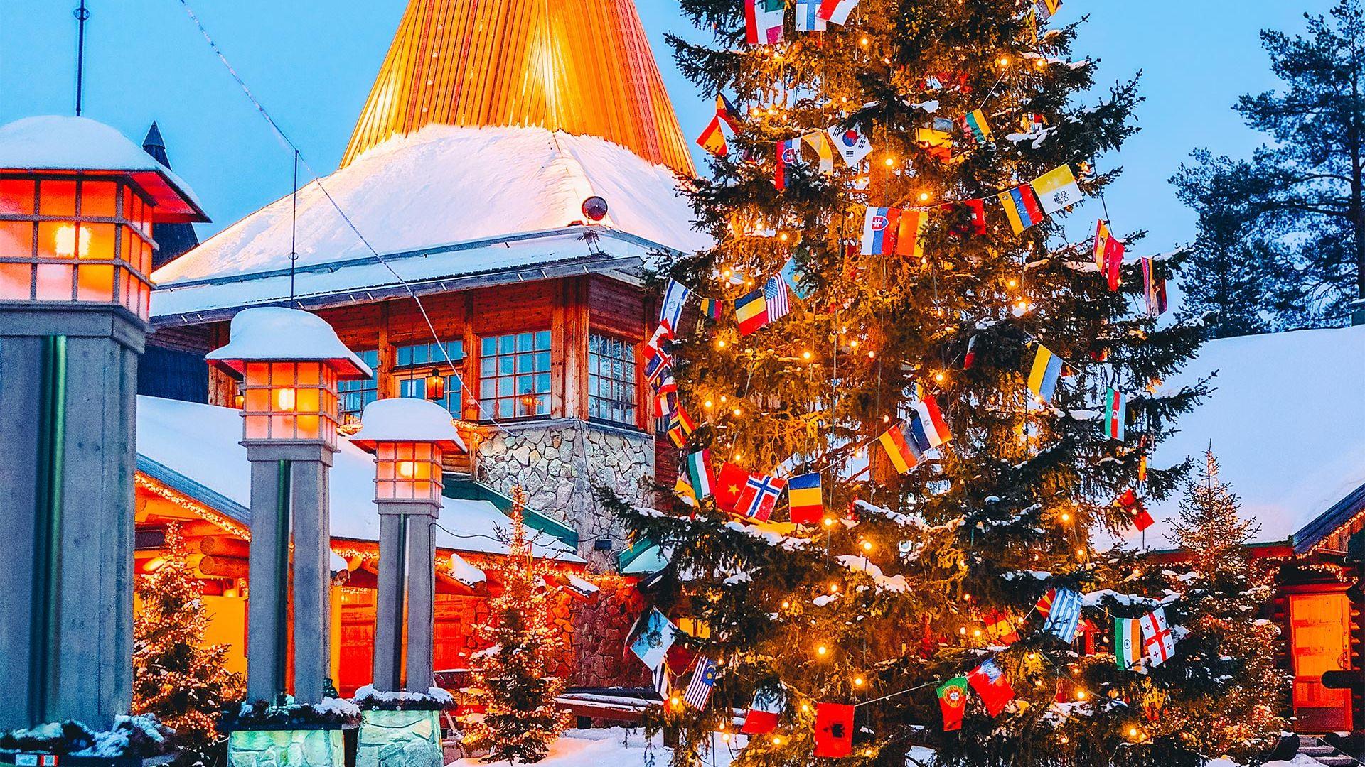 In vizita la Mos Craciun - Descopera Laponia cu Eturia si Razvan Pascu, 5 zile - 18 decembrie 2021