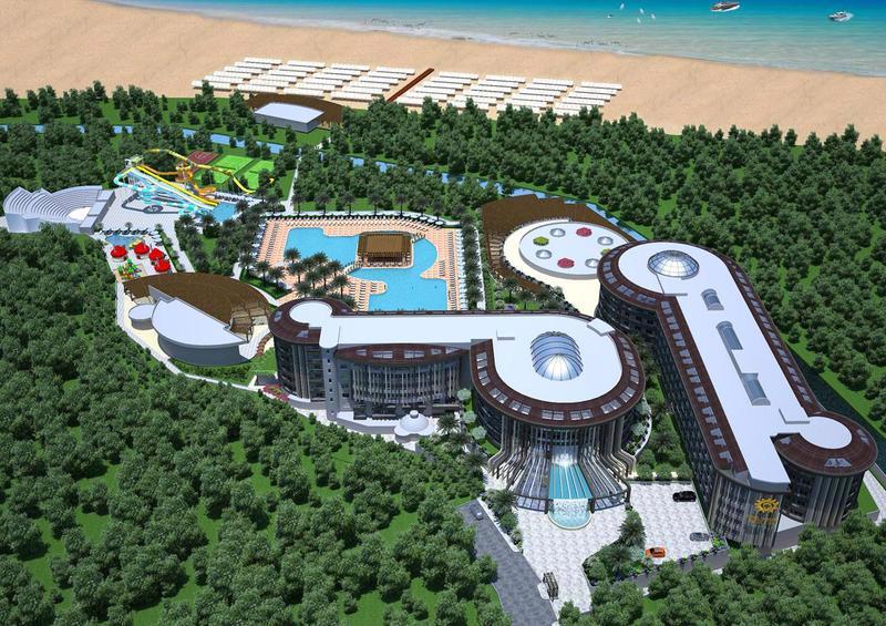SUNMELIA BEACH RESORT HOTEL & SPA