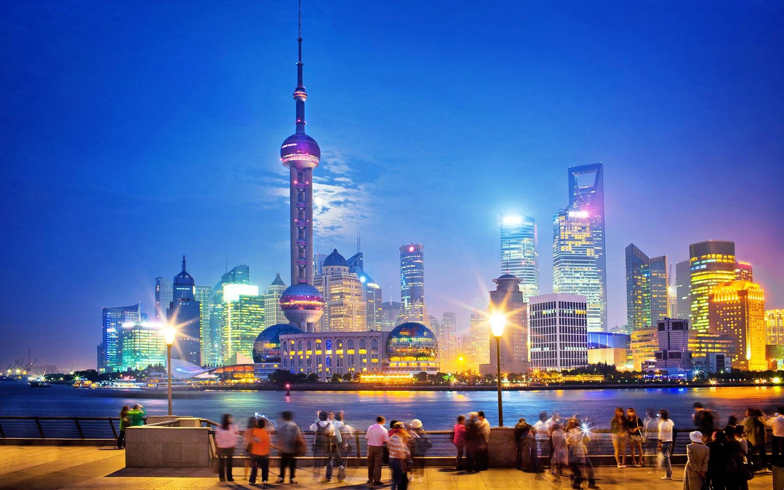 Circuit China - Shanghai & Beijing