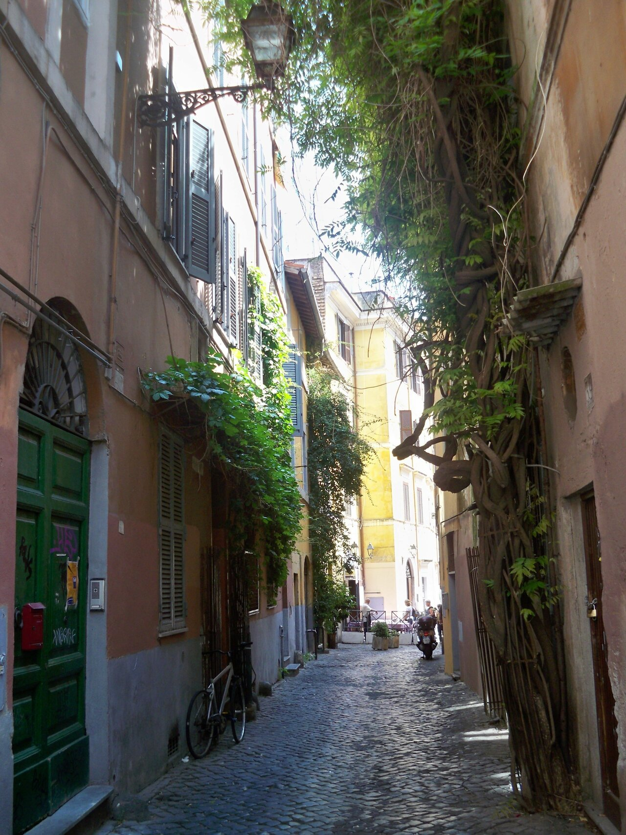Bed And Breakfast Ventisei Scalini A Trastevere