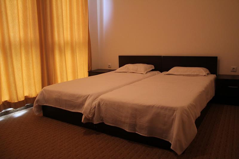 Vigo Beach Apartment house