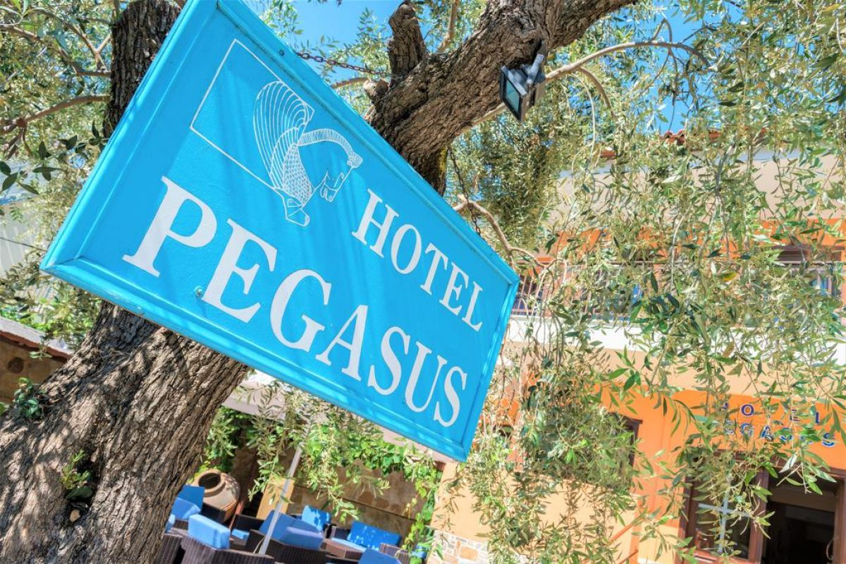 Pegasus Hotel (Adults Only)