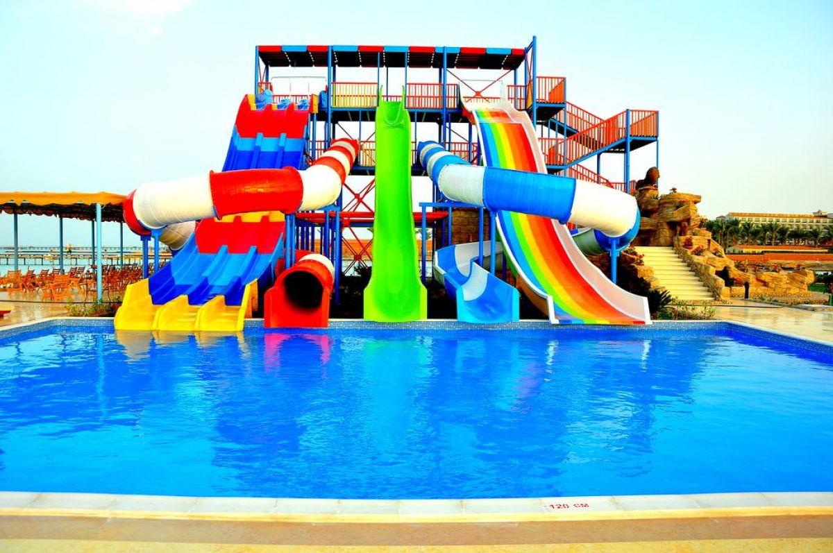Hawaii Caesar Dreams Resort Aqua Park