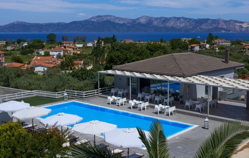 Paste Insula Evia Hotel Altamar