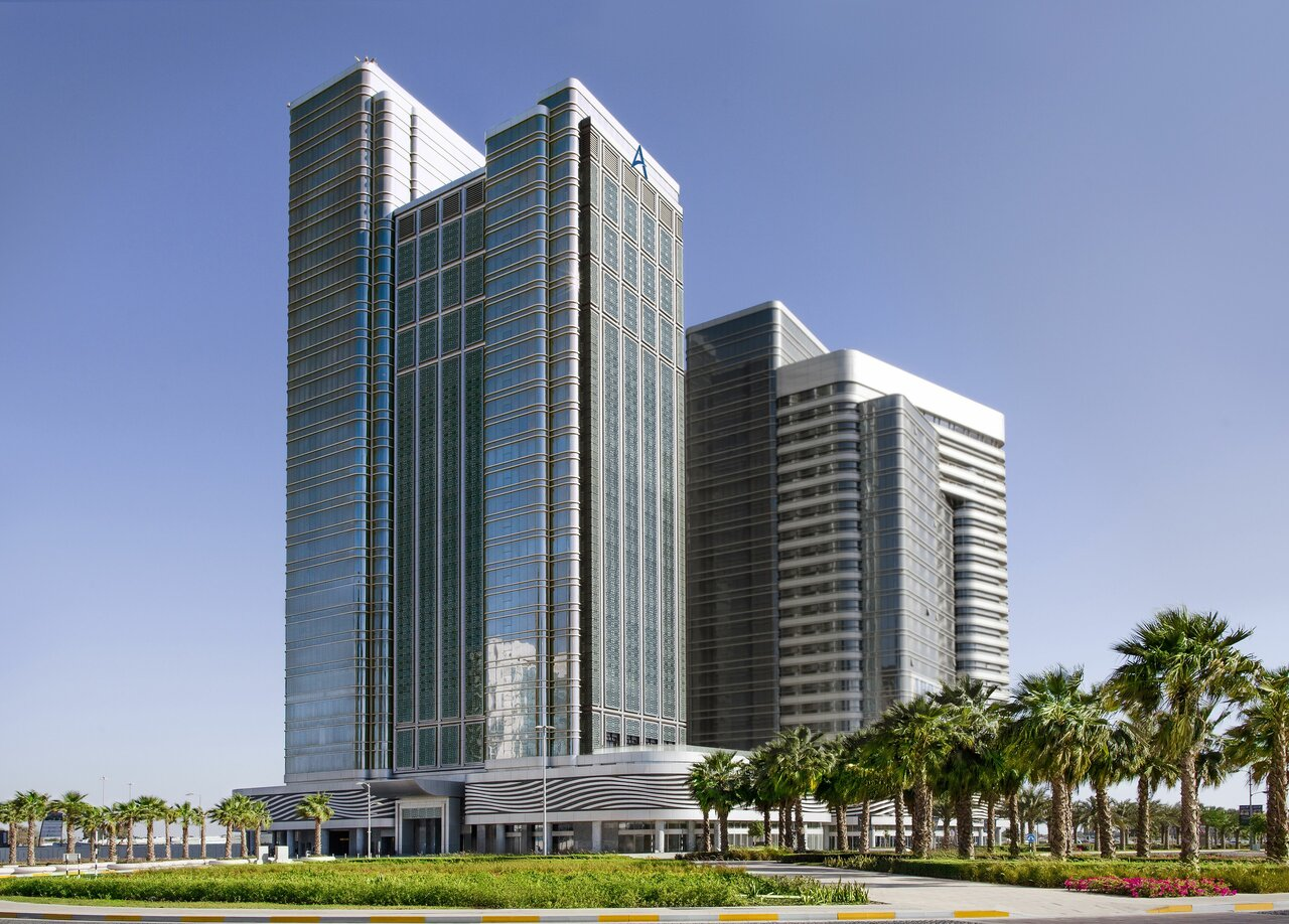 Capital Centre Arjaan By Rotana