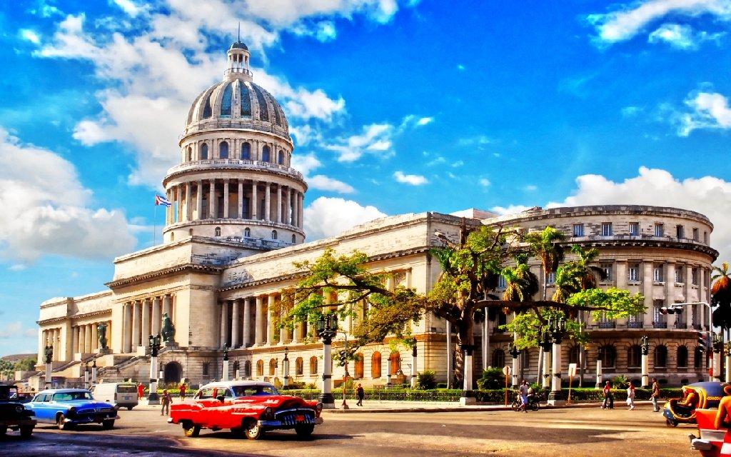 CUBA 2020 - Rom, trabucuri, muzica, veselie si culoare