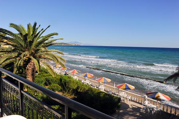 Argassi Beach