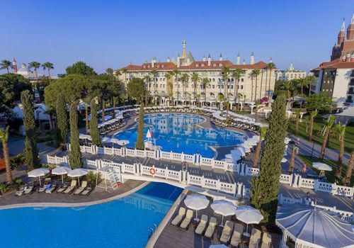 SWANDOR TOPKAPI RESORT & SPA