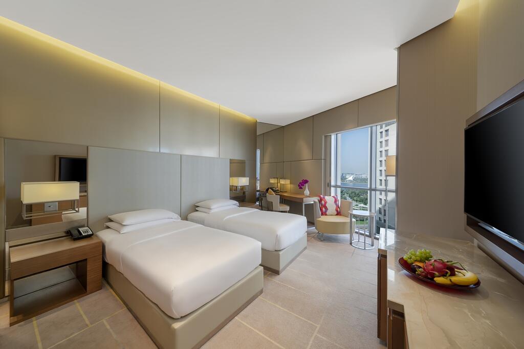Hyatt Regency Dubai Creek Heights Residences