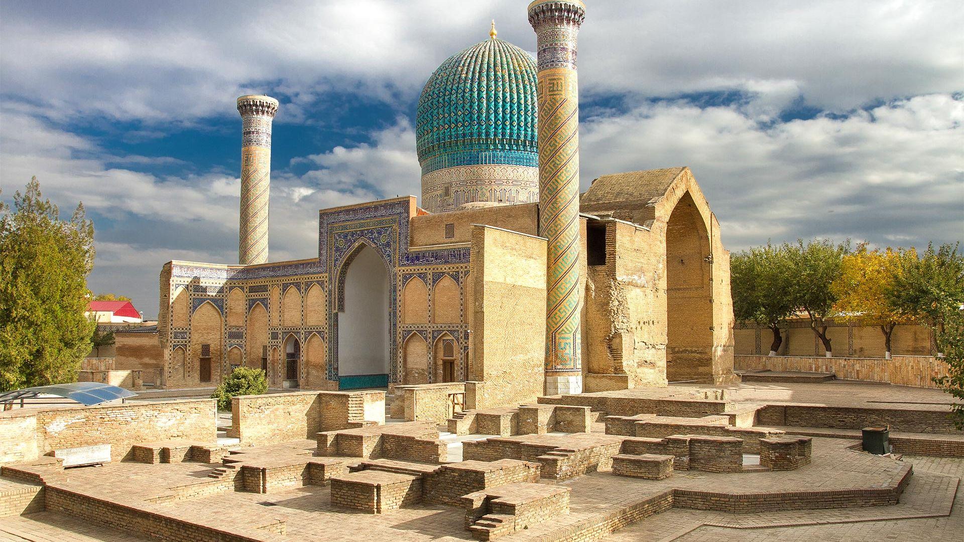 Paste 2022 - Circuit de grup - Essential Uzbekistan, 9 zile