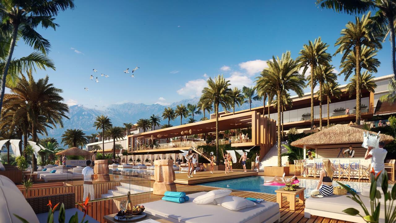 Hotel Nikki Beach Montenegro