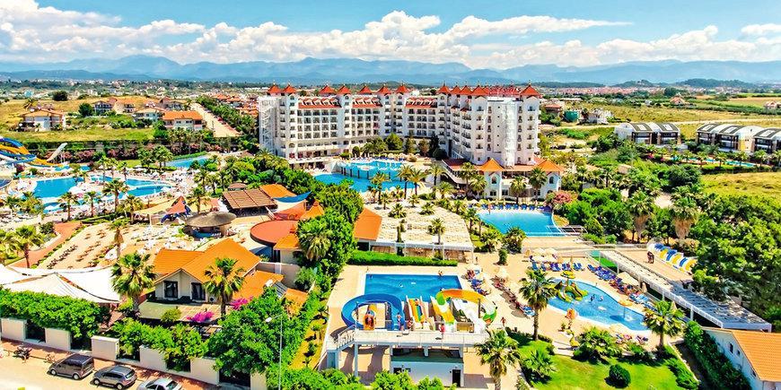 SERENIS HOTEL ( EX SIDE AQUA BEACH)