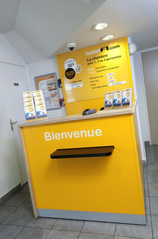 hotelF1 Saint Denis Centre Basilique